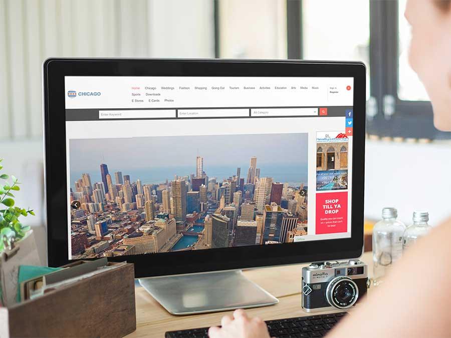 Chicago Marketing Portal
