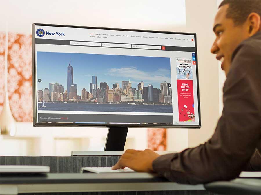 New York Marketing Portal